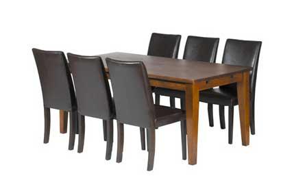 Spisebord stoler bohus